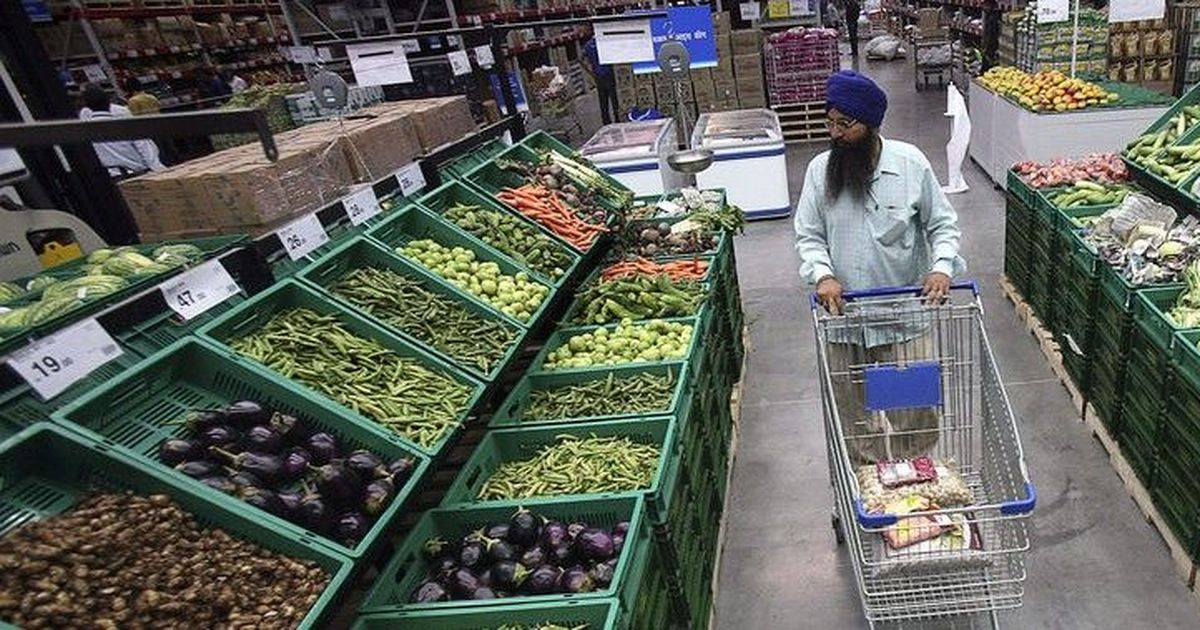India's retail inflation rate drops to 2.18% the lowest since 2012