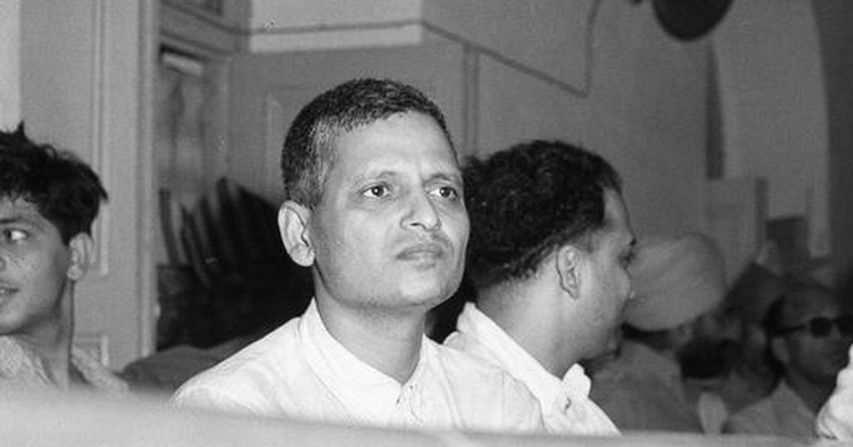 On stage in Maharashtra, Nathuram Godse is seeing a revival