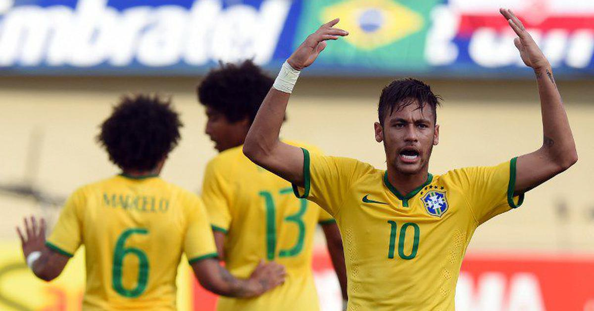 Returning Neymar to spearhead challenge as Brazil name shortlisted 23-member World Cup squad