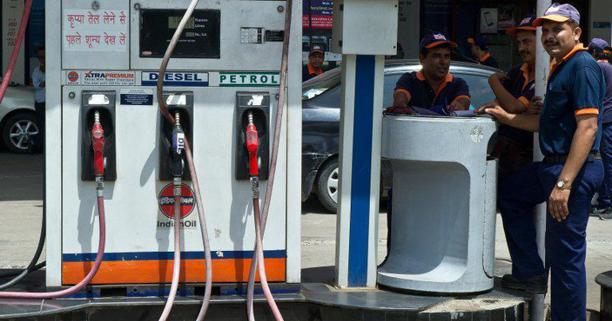 Fresh hike in fuel prices