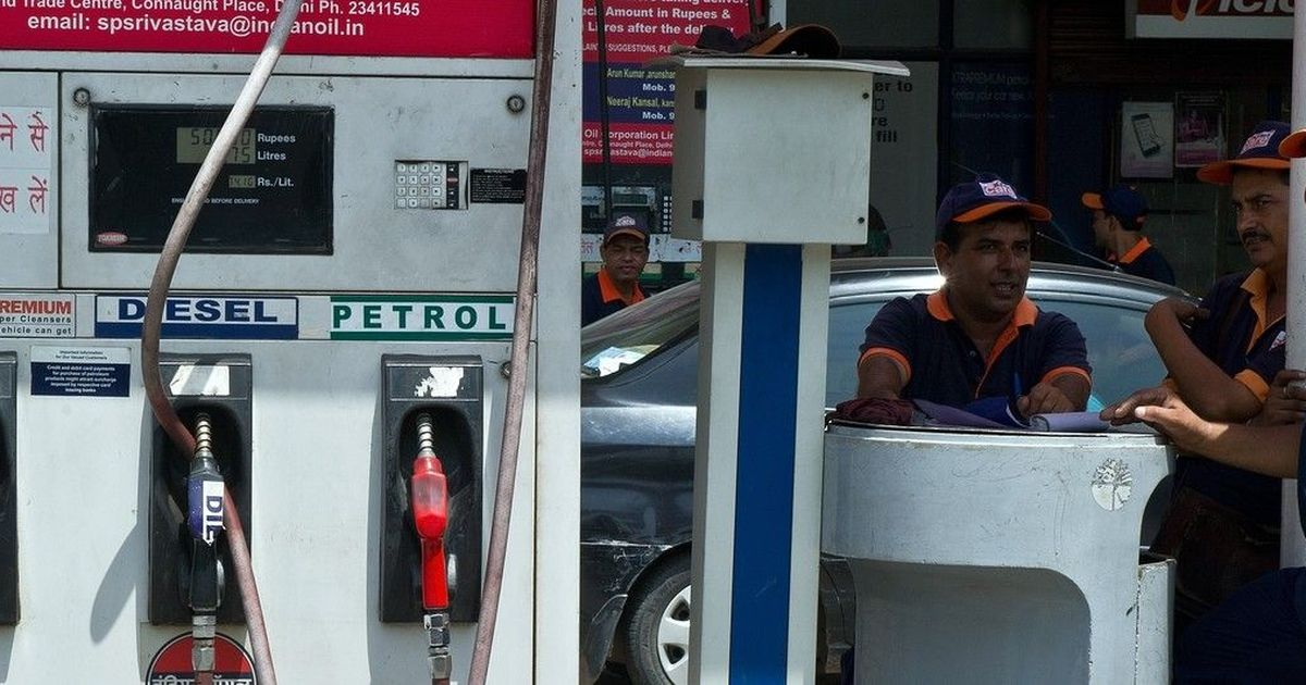 Daily revision of diesel, petrol prices isn't benefiting consumers for now