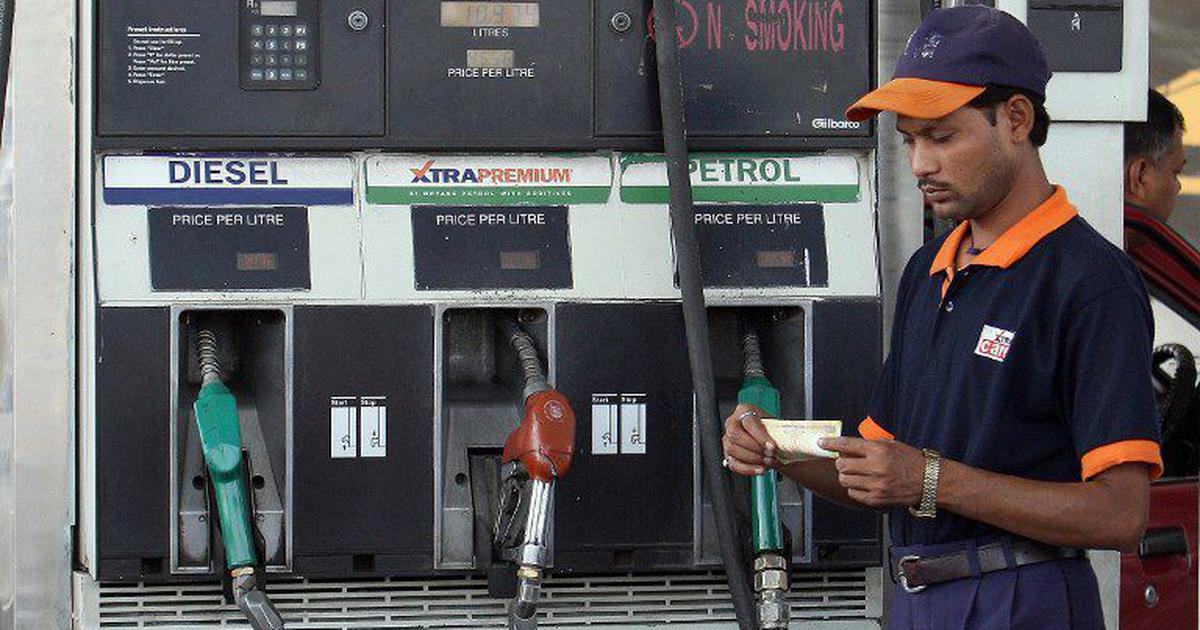 Diesel prices set to cross Rs. 70 a litre