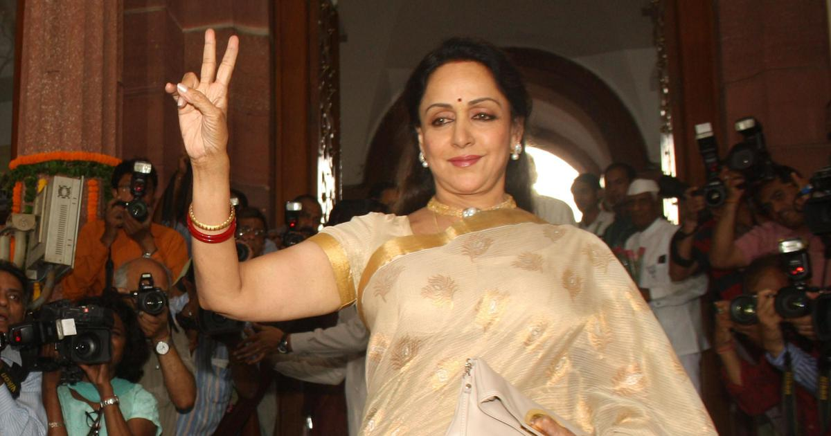 BJP makes Hema Malini dance for votes, Congress minister says in response to Priyanka Gandhi remarks
