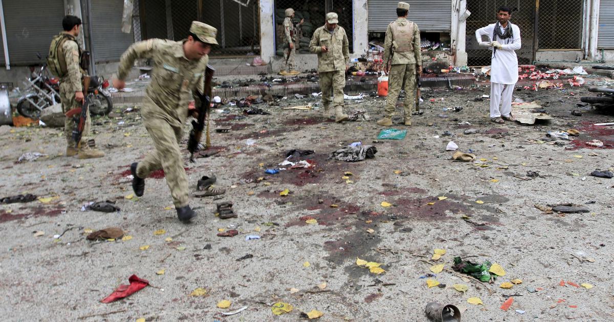 अफगानिस्तान : आत्मघाती बम धमाके में 13 लोगों की मौत