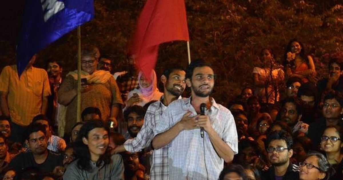 As Ramjas students are accused of sedition, a reminder: There is still no charge sheet for JNU