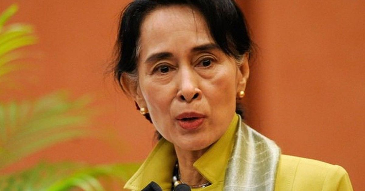 Image result for Aung San Suu Kyi 'avoided' discussion of Rohingya rape during UN meeting