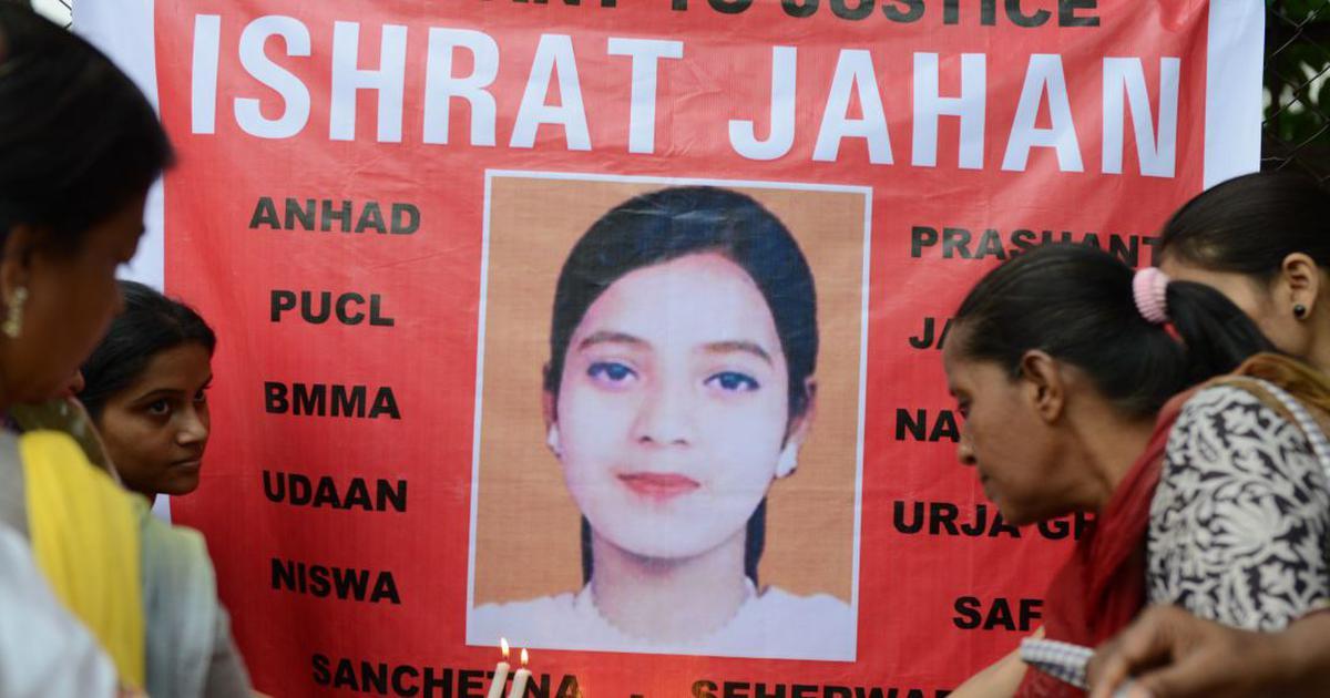 इशरत जहां मामला : सीबीआई अदालत ने डीजी वंजारा और एके अमीन की रिहाई याचिकाएं खारिज कीं