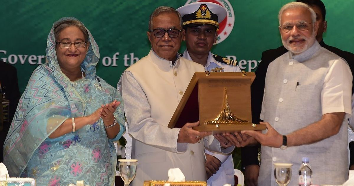 Will India and Bangladesh seal deals to ward off China during Sheikh Hasina's visit?