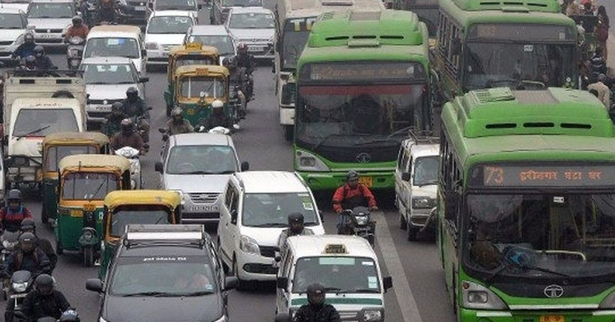 Delhi government withdraws plea before National Green Tribunal on exemptions to odd-even policy