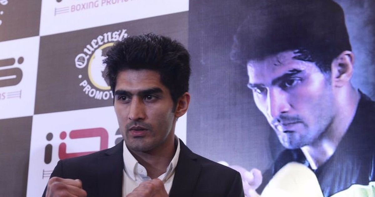 Vijender Singh's next bout postponed after promoters fail to find a 'decent' opponent