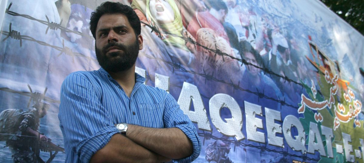 Khurram Parvez is still in jail despite court's release order because of a 'minor clerical error'
