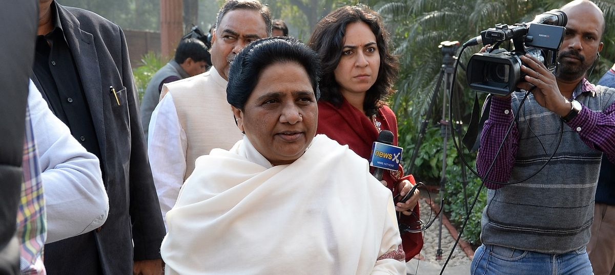 Court orders FIR against Mayawati, BSP leaders for derogatory comments about Dayashankar Singh