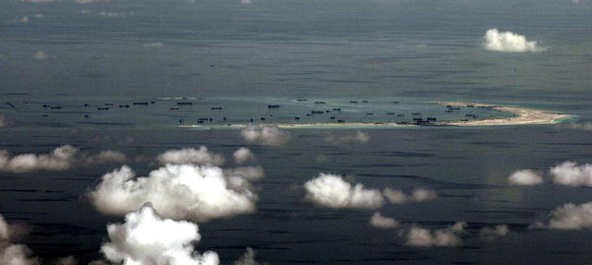 Chinese warships entered South China Sea, headed towards Hainan, says Taiwan