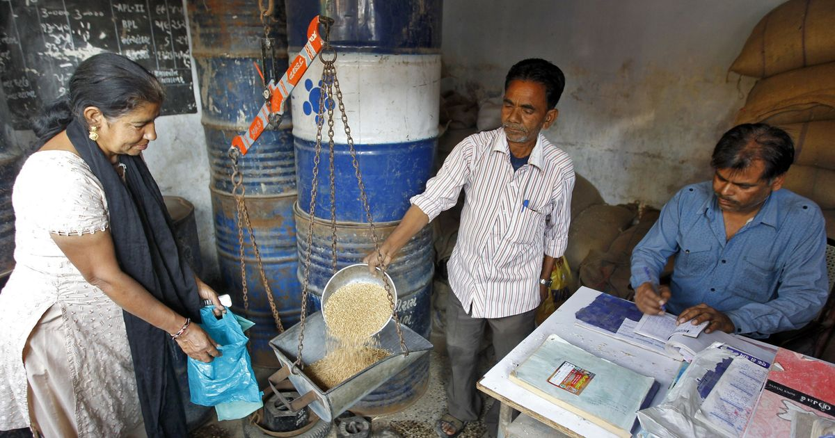 Cash transfers for subsidised foodgrain: Government claims 99% success. Not so, say 33%