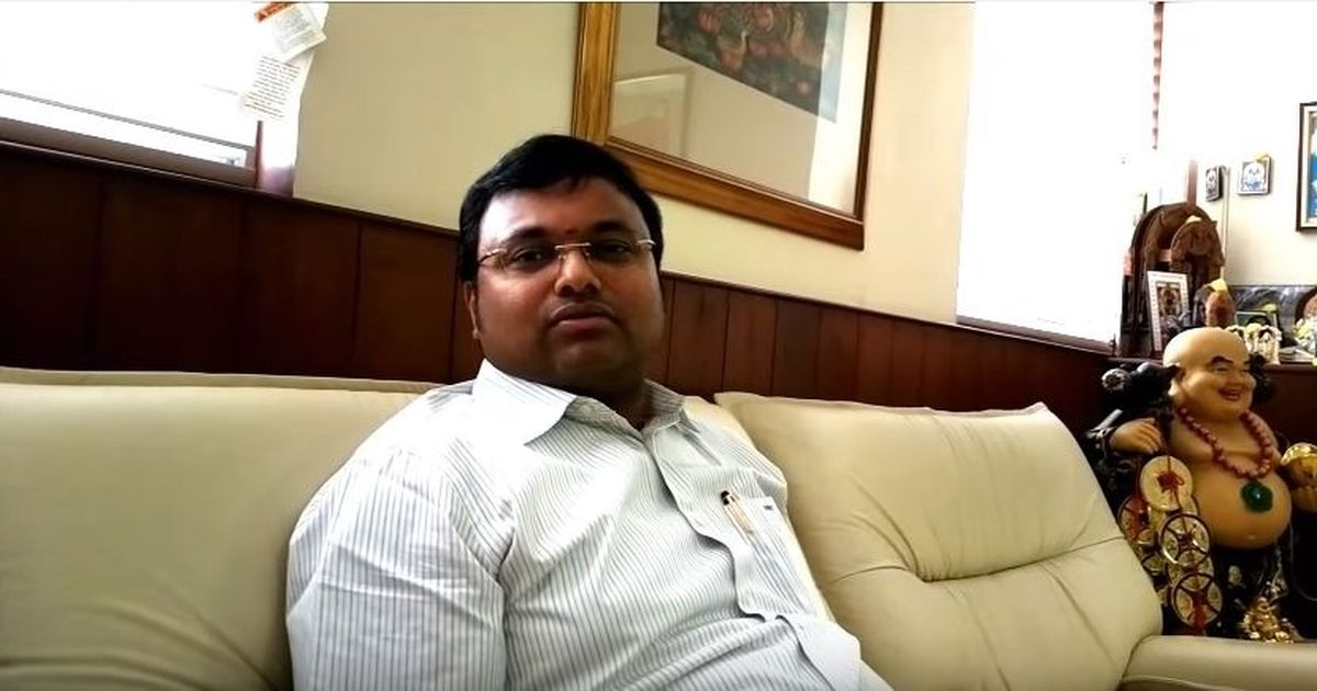CBI issues summons to Karti Chidambaram in Aircel-Maxis case