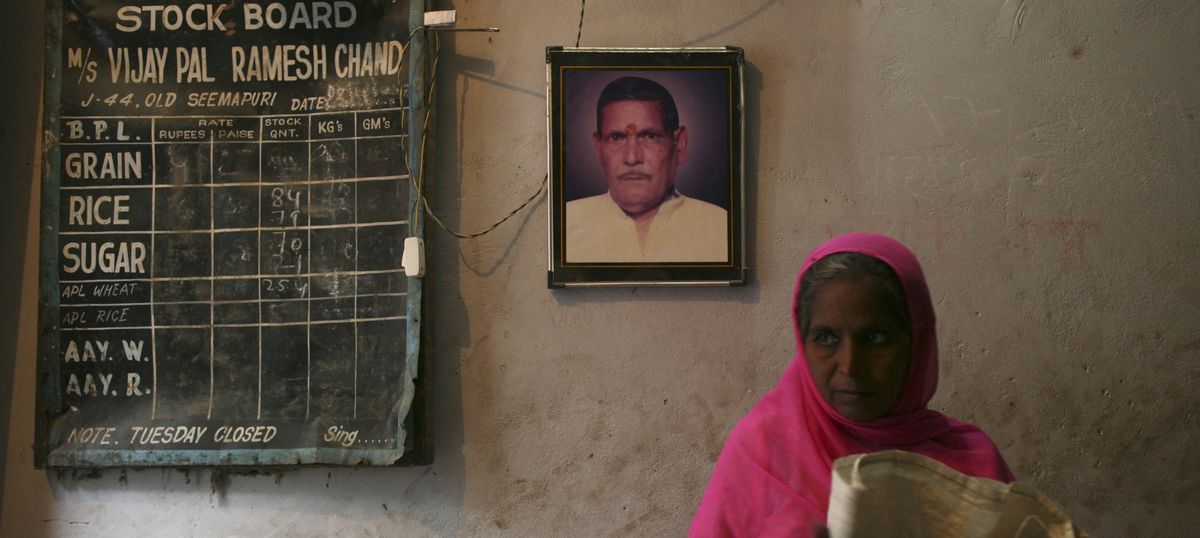 Demonetisation isn't an inconvenience for poor people – it risks causing a welfare shock