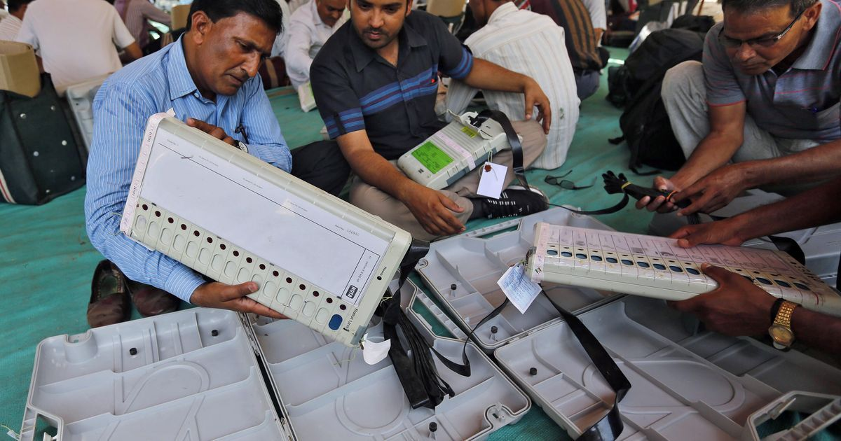 EVM 'hacking': One organiser of London event distances itself from claims, another seeks inquiry