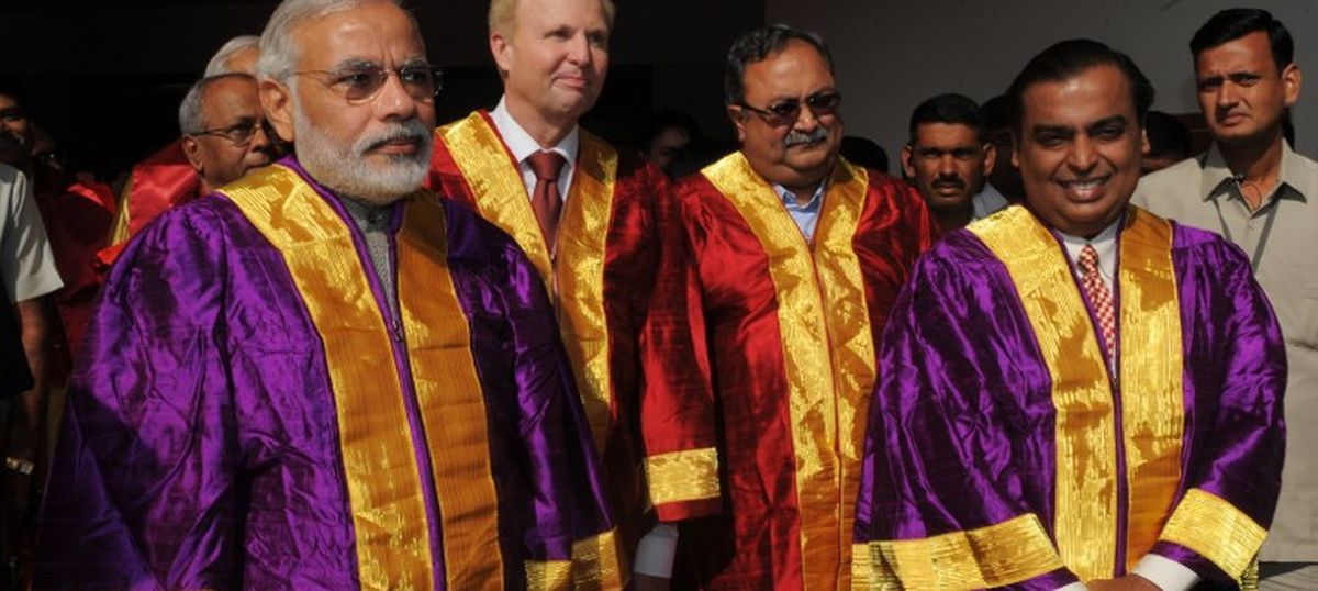 'Vikas graduated from here': Twitter users mock non-existent 'eminent' Jio Institute