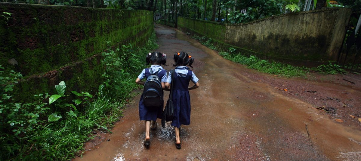 By introducing bilingual education, Maharashtra hopes to keep Adivasi children in school