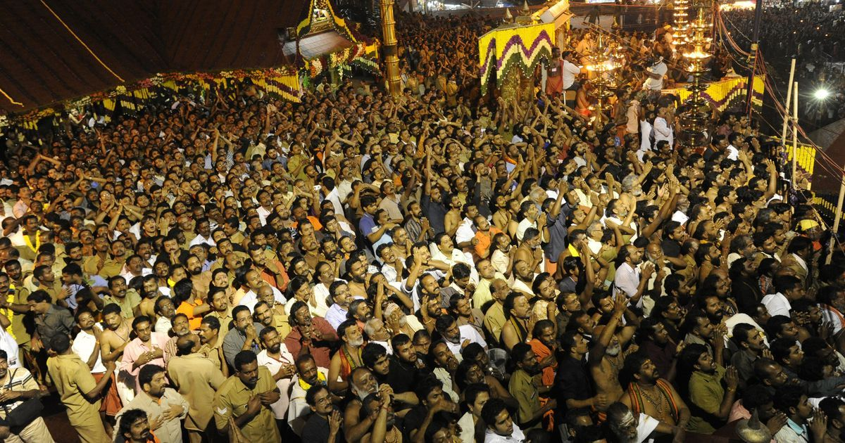 Stampede at Sabarimala, 30 injured