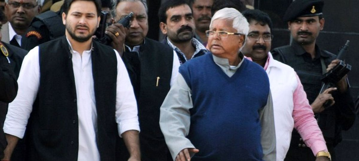 Bihar: Lalu Prasad Yadav claims BJP has planted corruption charges against him