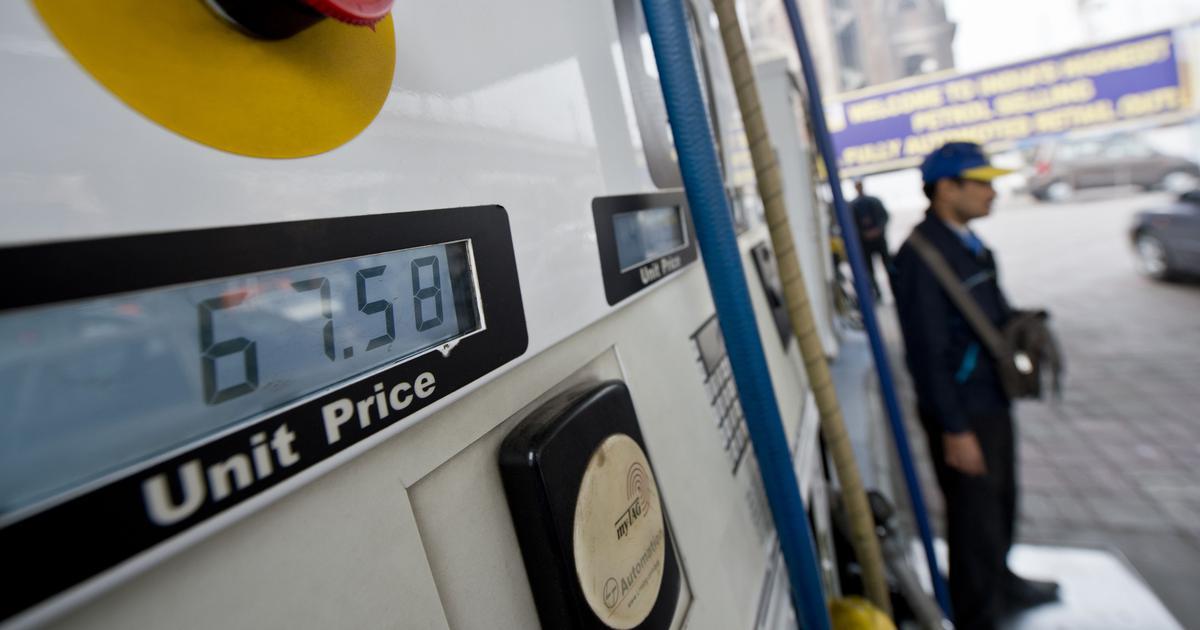 Fuel rates rise again, petrol price crosses Rs 100 in Bengaluru