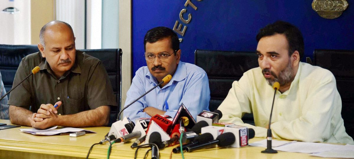AAP misused public funds for government ads, says Centre-appointed panel