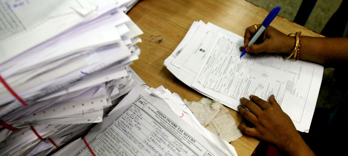 The big news: Deposits above Rs 2 5 lakh may draw 200% tax evasion