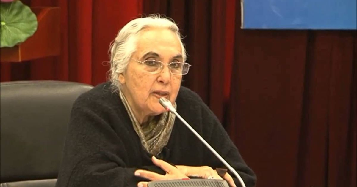 'Urban Naxals': It's essential that right to dissent is not discarded in India, says Romila Thapar