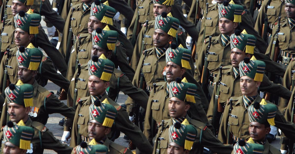 52% Indians Say Military Rule Will be a Good Thing