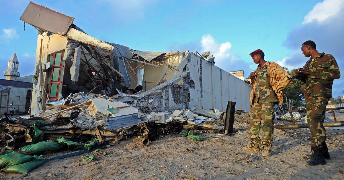 सोमालिया : आत्मघाती हमले में 19 लोगों की मौत, 27 घायल