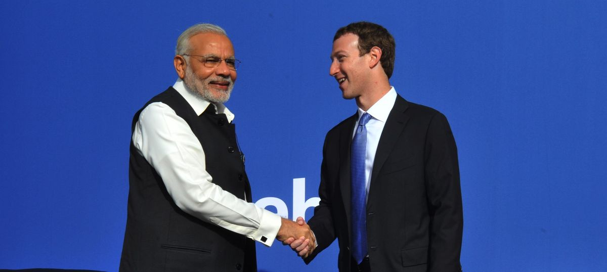 Railways to start talks with Facebook to offer free Wi-Fi at rural stations, nearby villages