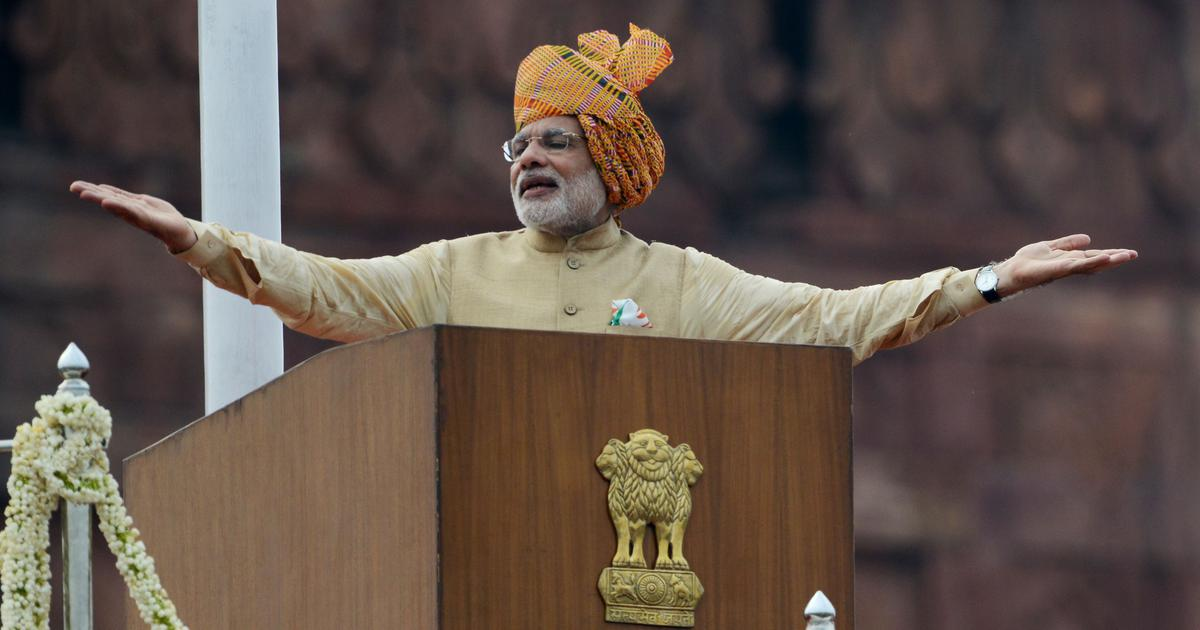 Why Narendra Modi deserves not one but all the Nobel Prizes