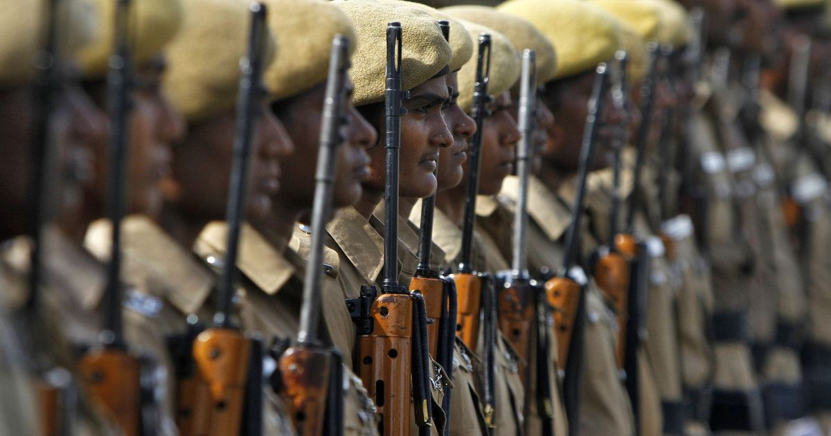 383 police personnel killed in last one year: IB