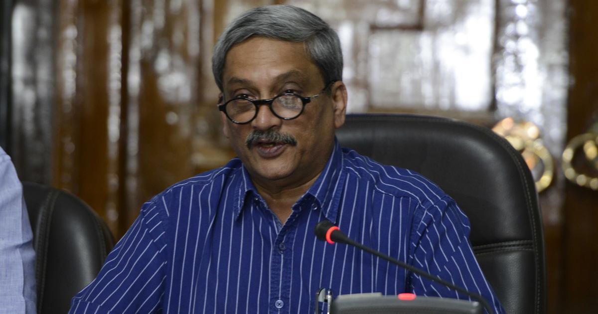 गोवा : भाजपा मनोहर पर्रिकर को मुख्यमंत्री पद से नहीं हटाएगी