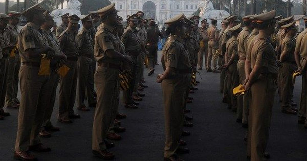 In video, senior UP cop pledges 'early construction of Ram temple'