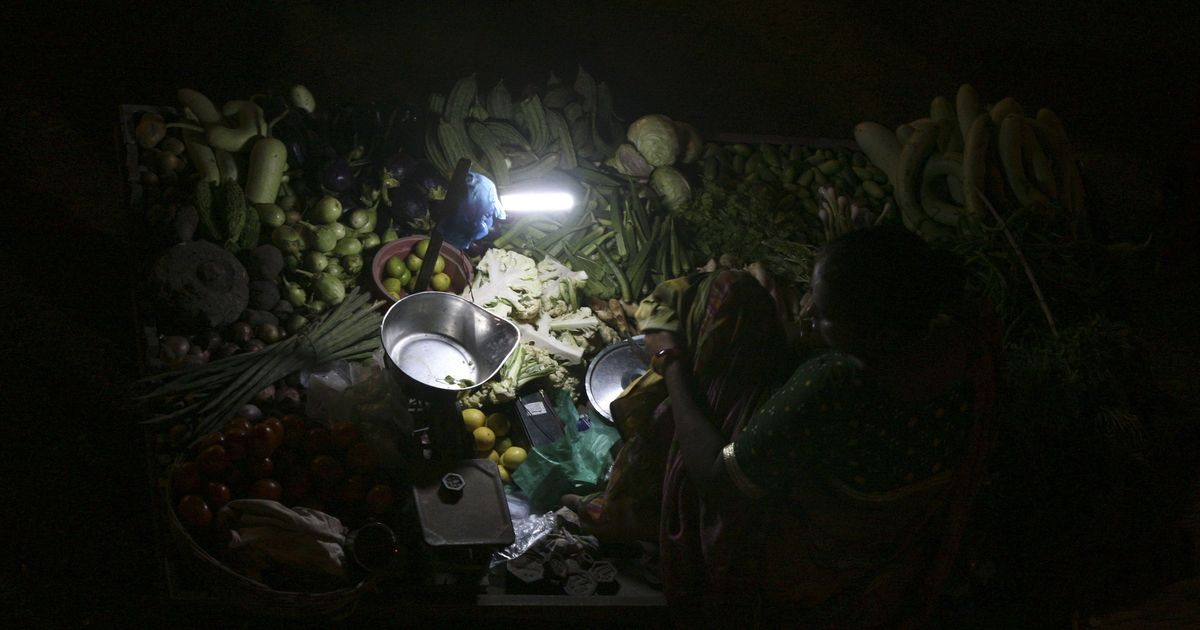 Three years of BJP: Of the 13,523 villages electrified, only 8% have power in all homes