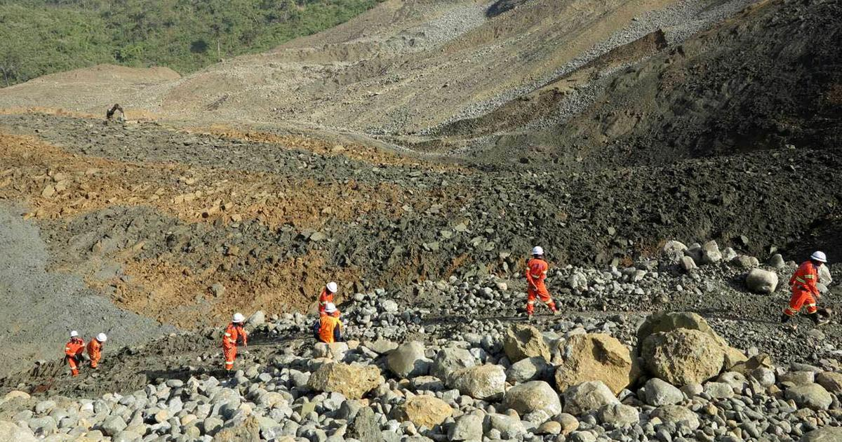 Myanmar: Jade mine collapse claims more than 50 lives