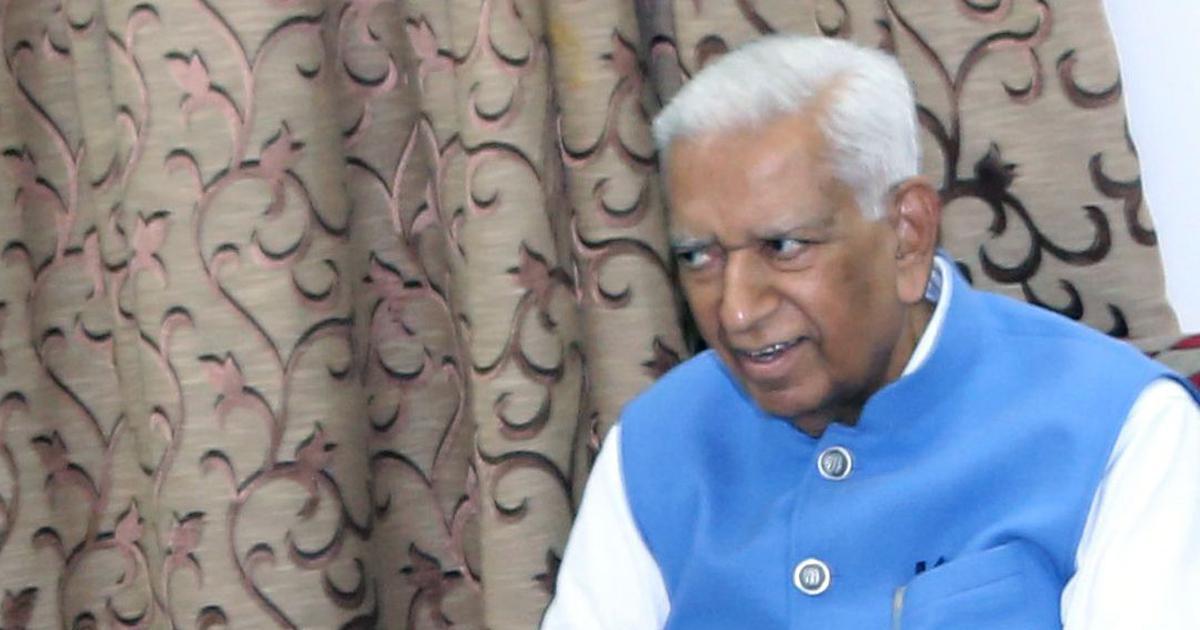 कर्नाटक : राज्यपाल वजूभाई वाला ने भाजपा विधायक केजी बोपैया को प्रोटेम स्पीकर नियुक्त किया