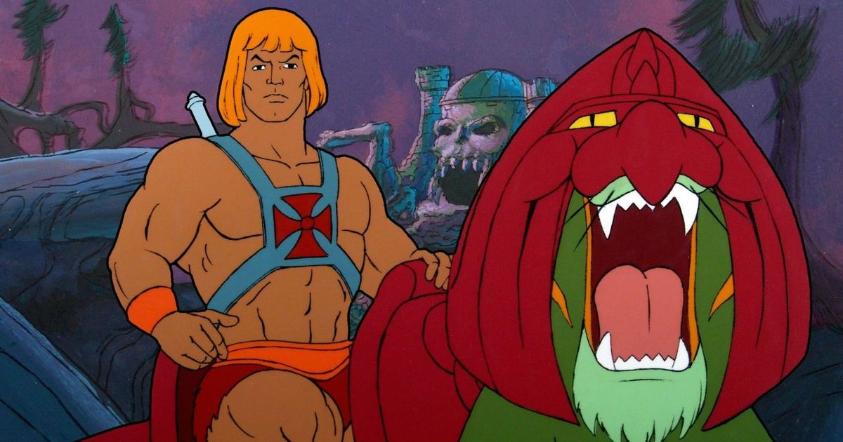New He-Man movie in the works