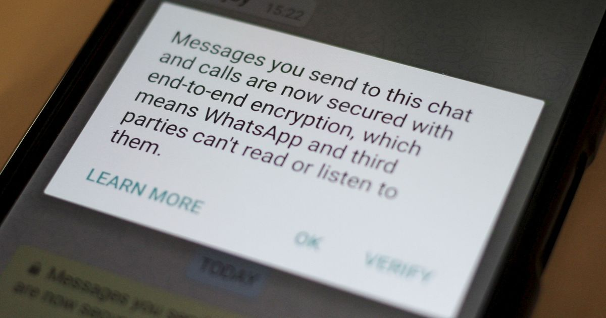 WhatsApp vulnerability could expose messages to prying eyes, report claims