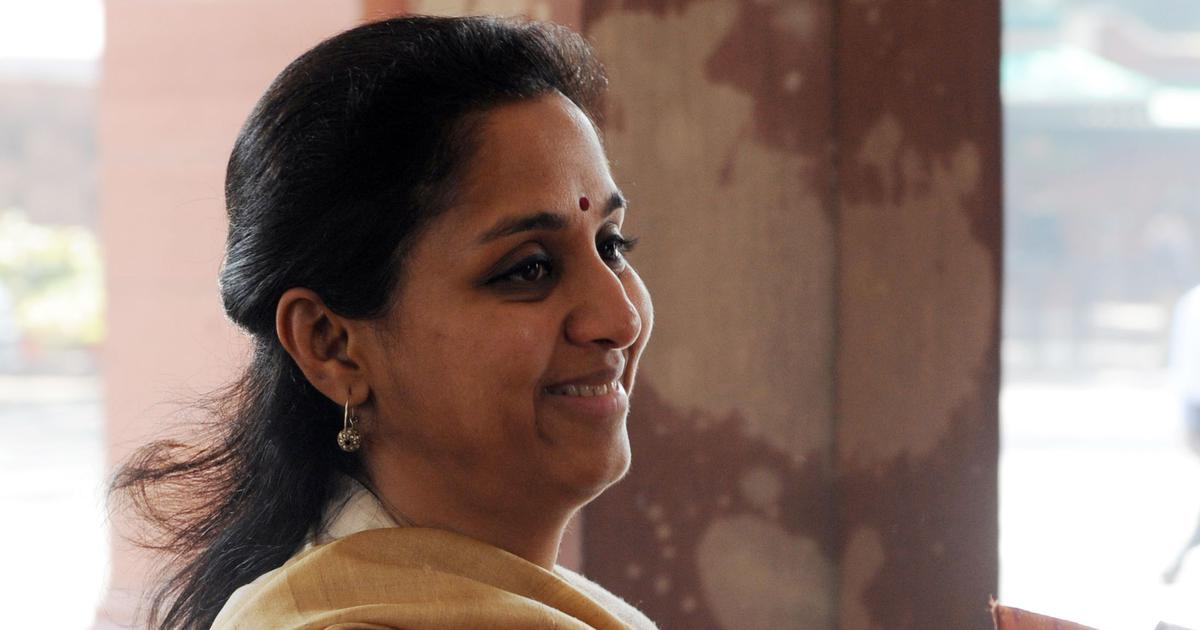 रफाल सौदे पर शरद पवार के बयान को मीडिया ने गलत तरह से पेश किया : सुप्रिया सुले