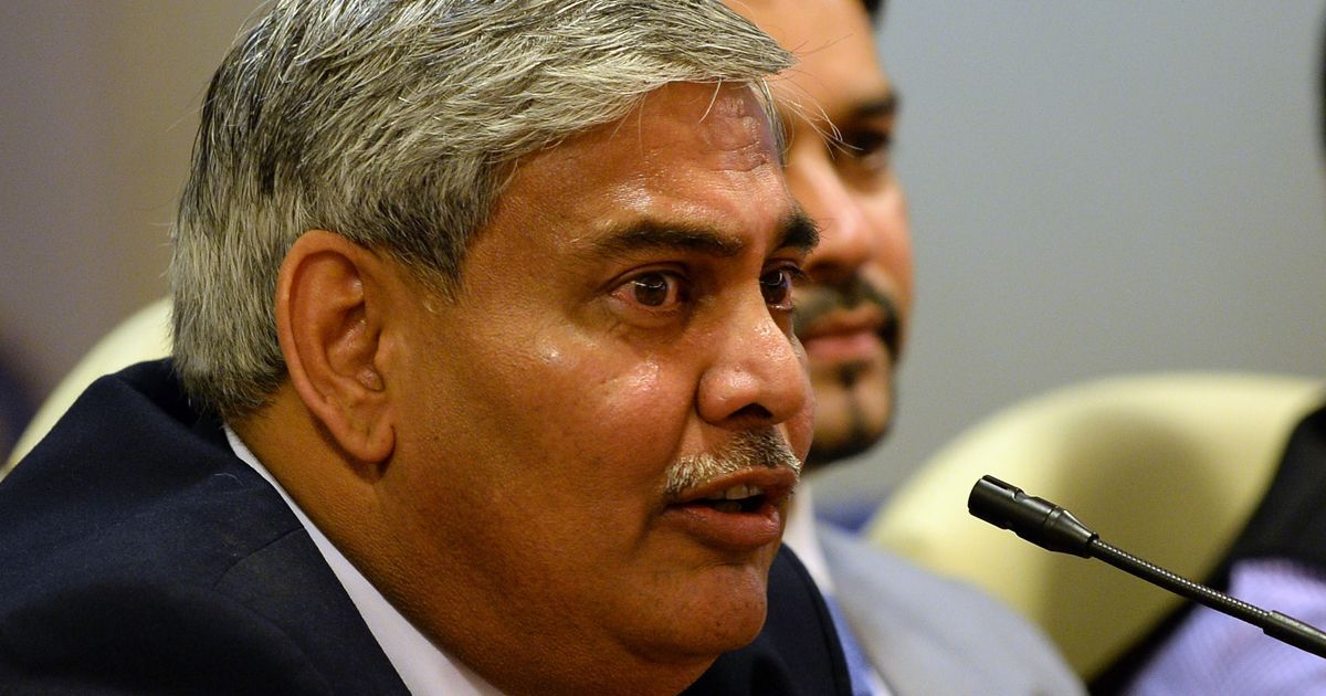 Shashank Manohar stuns cricketing world, steps down as ICC chairman