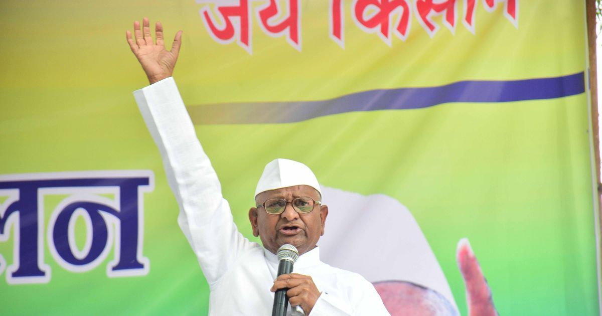 Farm laws: Anna Hazare threatens to go on hunger strike for farmers, says will be his 'last protest'