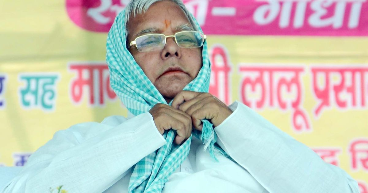 The big news: Lalu Prasad claims JD(U)'s Sharad Yadav was on the RJD's side, and 9 other top stories