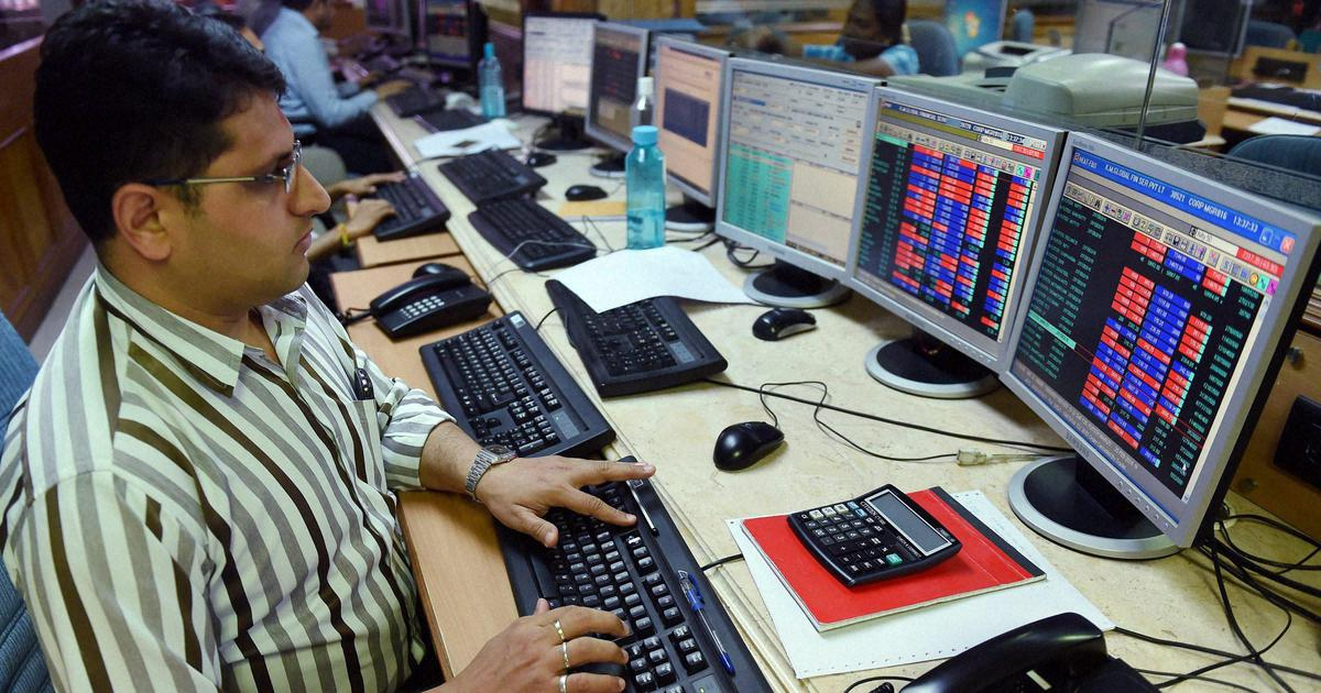 Market watch: BSE Sensex hits 37,000 in morning trade, Nifty