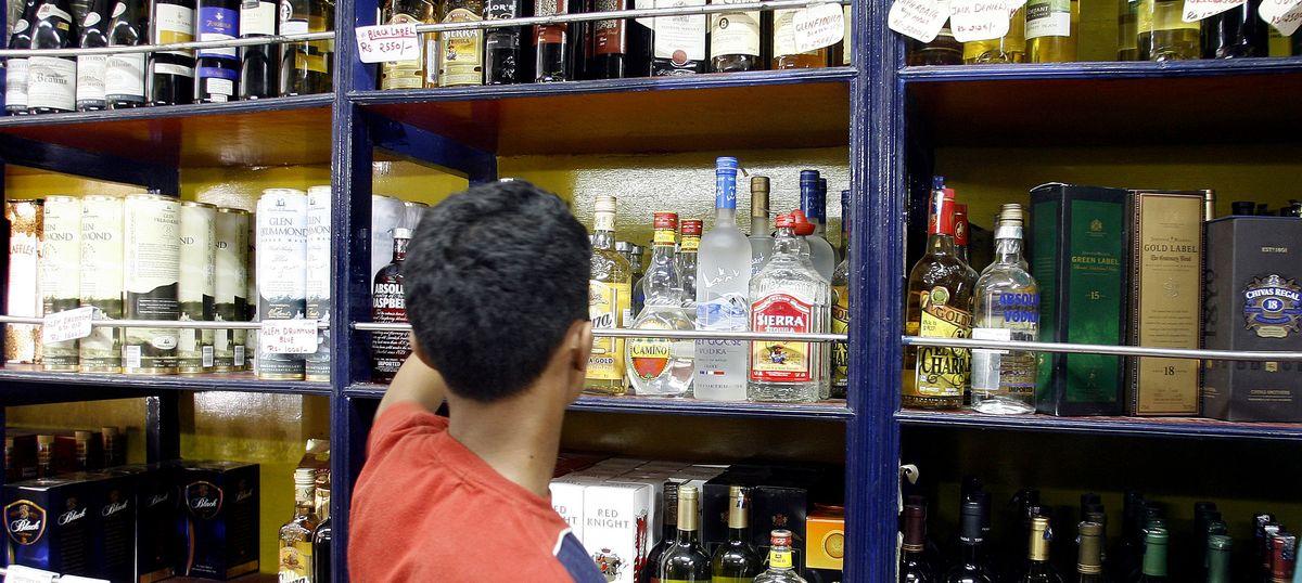 liquor license in india