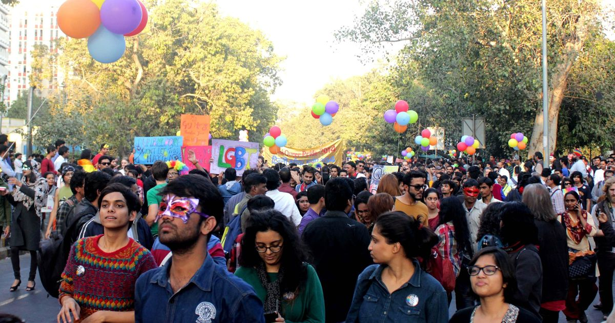 Delhi Queer Pride: Ten short poems by a city-based queer poet to mark a decade of pride