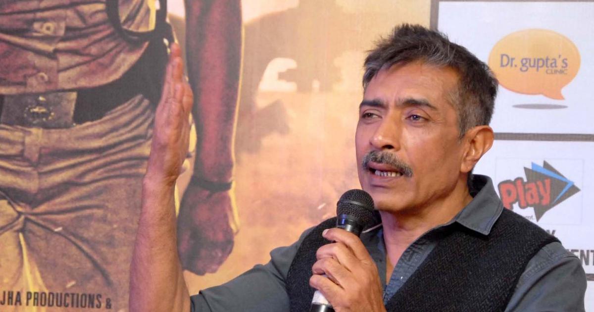 Prakash Jha to direct film about mathematician Vashishtha Narayan Singh