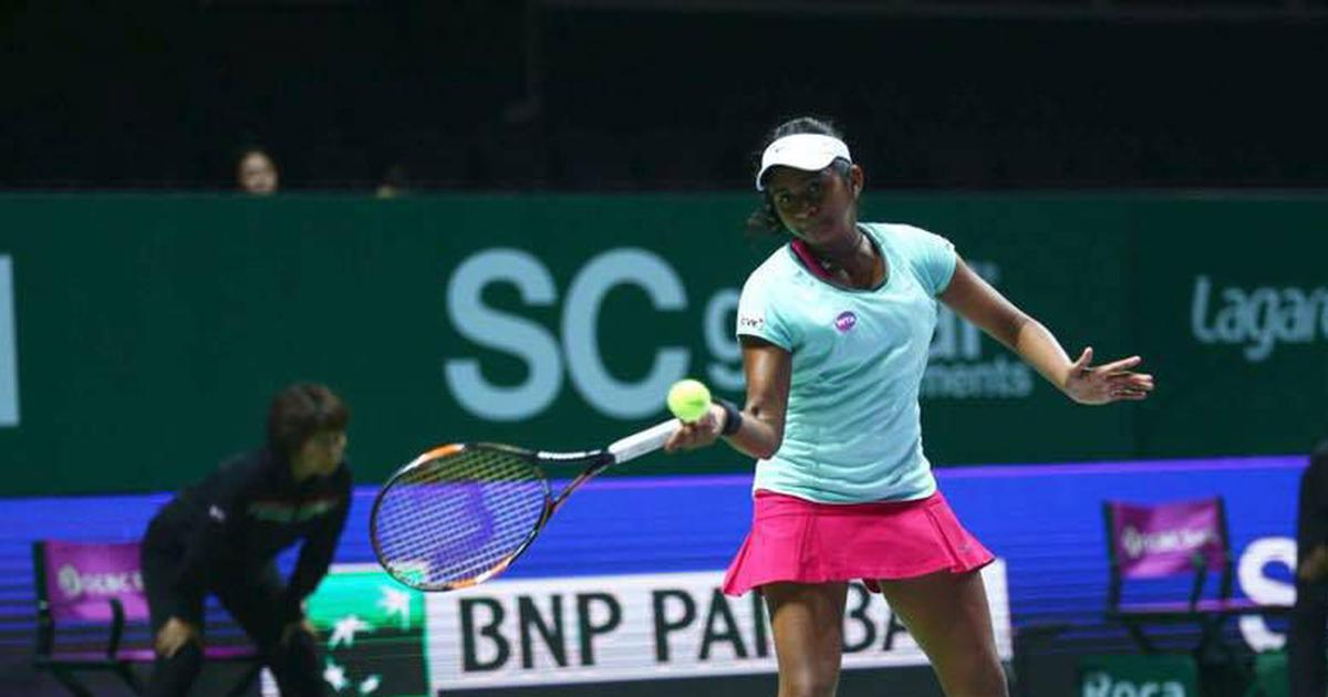 Indian tennis: Pranjala continues good run in Thailand, Ramkumar stunned in first round
